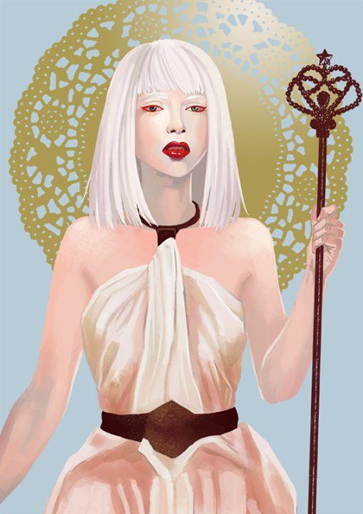 Purity Goddess