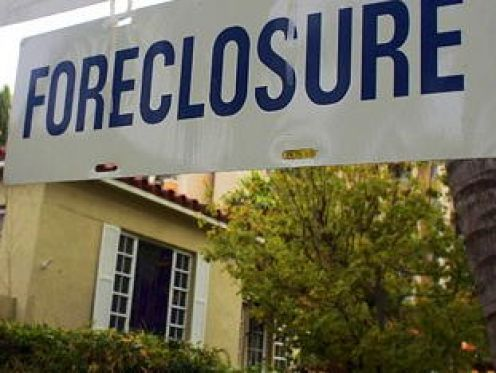 start a business cleaning trashed out foreclosures