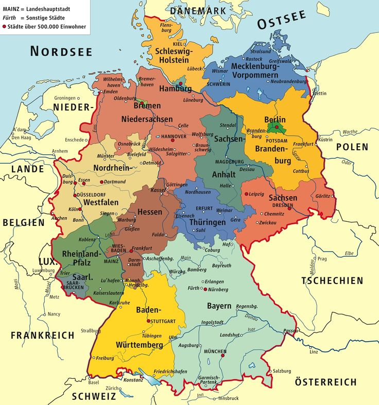 39 best Maps images on Pinterest | Maps, Deutsch and Germany