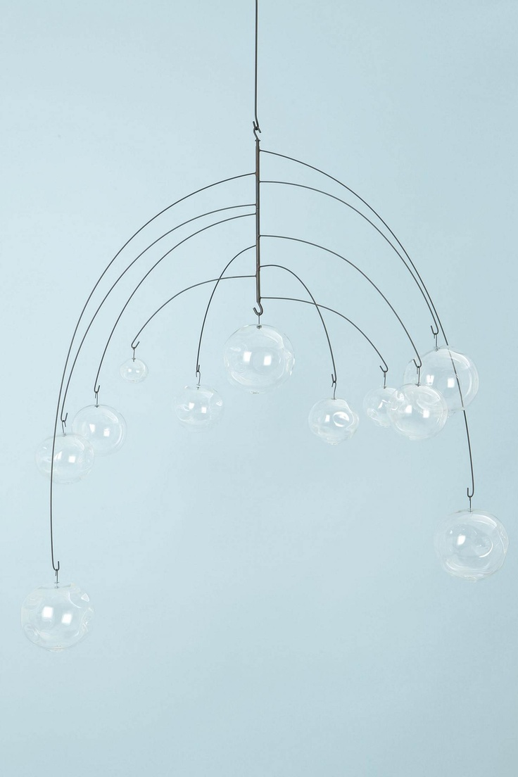 So cool but pricey. Sale please?: Zephyrin Mobiles, Glasses Ornaments, Creative Ideas, Decorating Ideas, Anthropology Mobiles, Fizz Mobiles, Anthropologie Mobiles, Anthropologie Com, Clear Anthropology