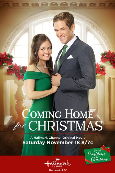 Coming Home for Christmas (2017) Danica McKellar stars as Lizzie who whilst working for the Marley family at Christmas has an affect on all of them as she prepares a last Christmas Gala for the family