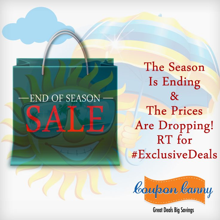 Snap up the best deals this #endofseason sale at @Snapdeal http://www.couponcanny.in/end-of-season-sale-deals/ Rt and spread the word.