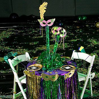 mardi gras decorations ideas - Mardi Gras Decorations