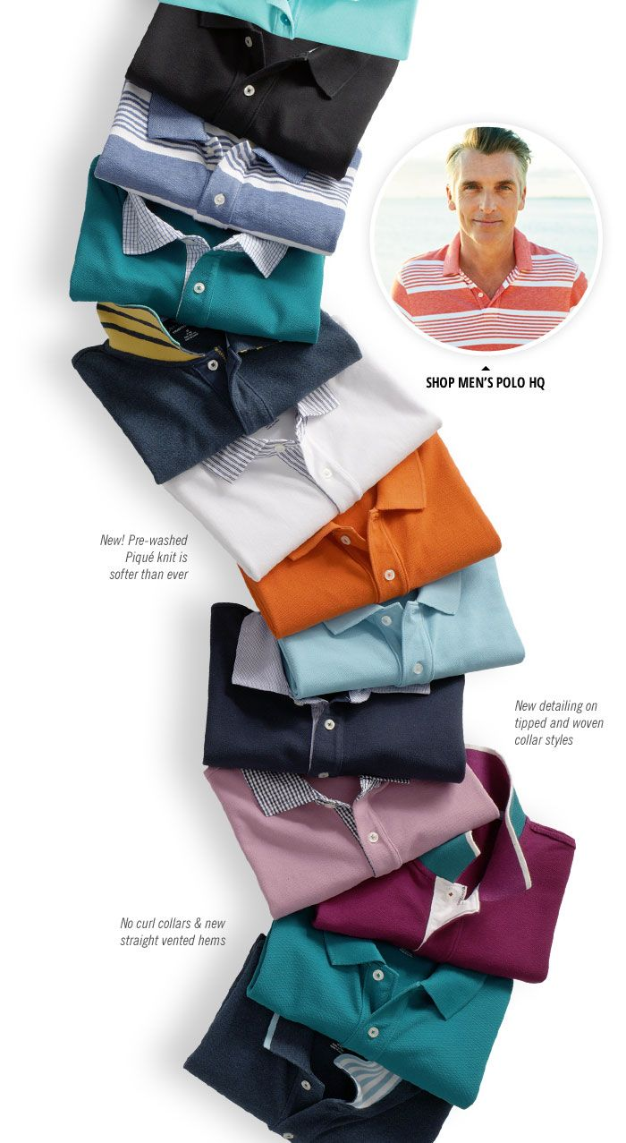 Men's Polo - Our Best Ever