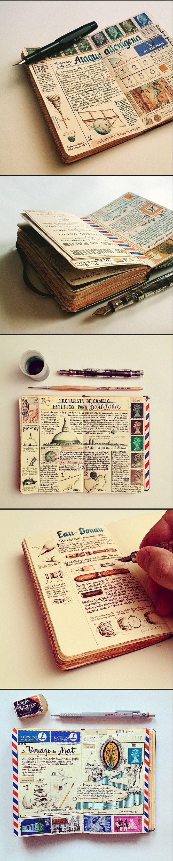 .José Naranja #journal #sketch | https://www.flickr.com/photos/36284439@N00/: