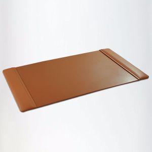 Office Accessories Plus - Leather Desk Pad (34 x 20) (Tan)