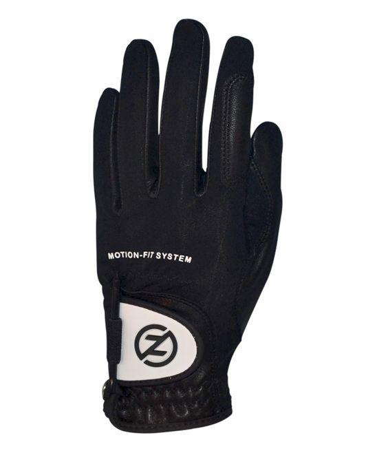 Black & White Johnny Miller Motion-Fit Left-Hand Golf Glove - Men