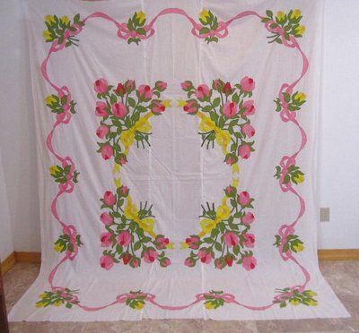 1000 Images About Vintage Quilt Kits On Pinterest Bride