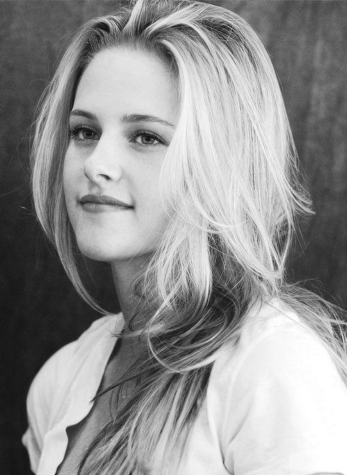 Kristen Stewart...