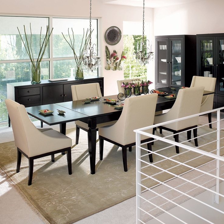 Luciano Dining Table from Arhaus  Kitchen Accents