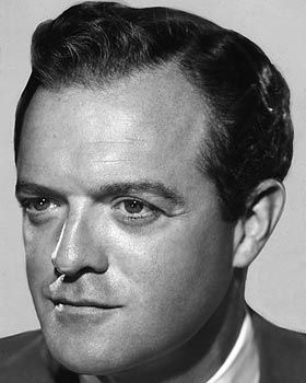 """""""Louis B. Mayer once looked at me and said, 'You will never get the girl at the end.' So I worked on my acting."""" - Van Heflin"""