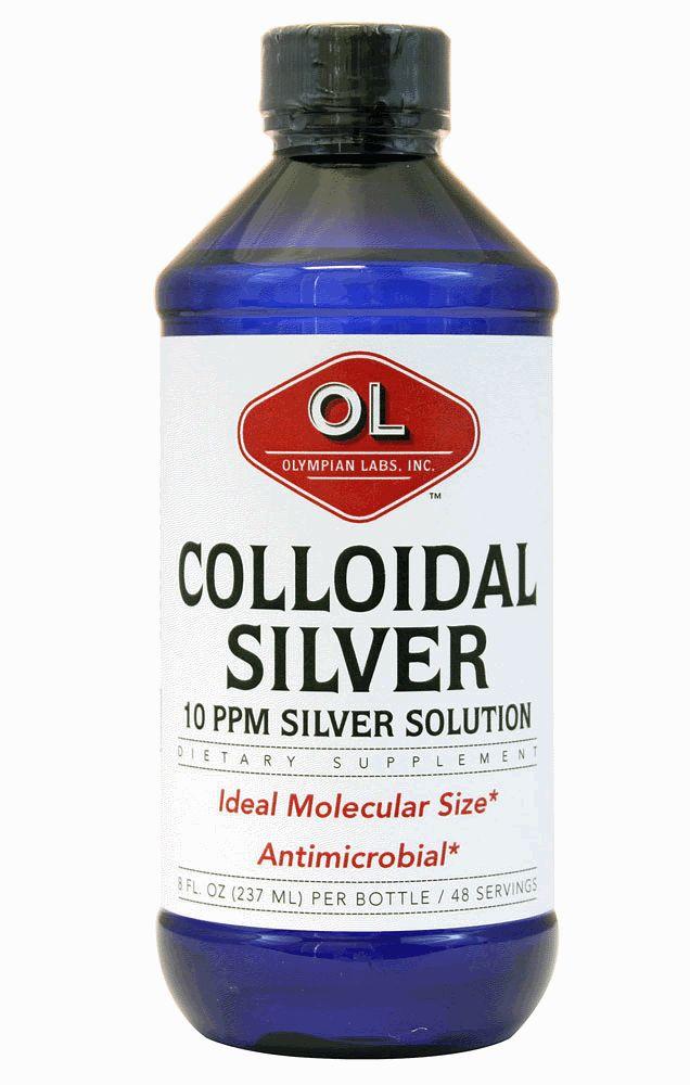 http://www.crystalslight.org/Argento Colloidale.htm...........ARGENTO COLLOIDALE: IL PIU' POTENTE ANTIBIOTICO A LARGO SPETTRO  LA RISCOPERTA DELL'ARGENTO COLLOIDALE. ......  Prima dell'avvento degli antibiotici nel 1938 l'argento colloidale era considerato come uno dei fondamentali trattamenti per le infezioni. E' stato provato essere efficace contro più di 650 differenti malattie infettive, a confronto degli antibiotici chimici che FORSE  lo sono contro una mezza dozzina.  GLI USI DELL'…