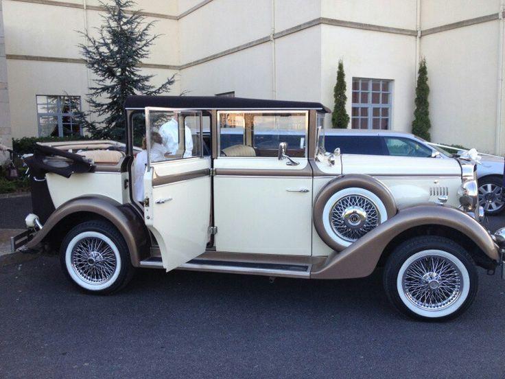 #WeddingCar #Vintage #Knightsbrook