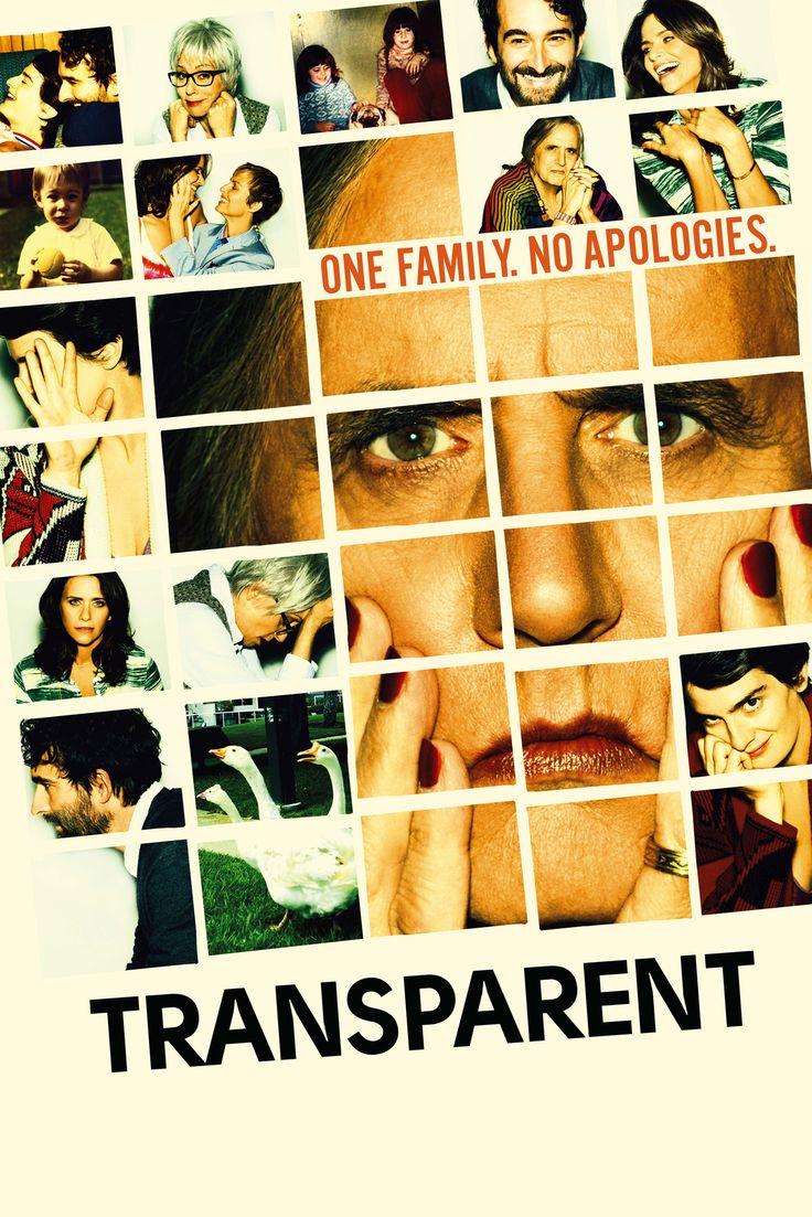 "Transparent -- TV series  ""One Family. No Apologies."""