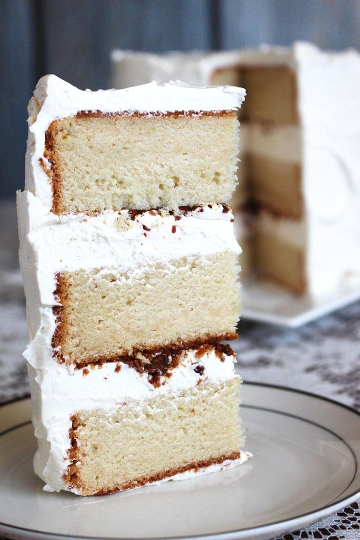 Kara Andretta's Honeyed Apricot Cake, Tonka Bean Butter Cream, Pignoli Crunch