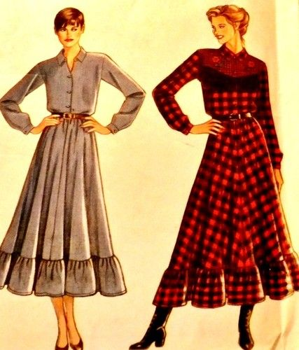 Vintage Western Dresses - RP Dress