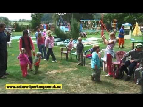 Zábavní park Pyramida - Nepomuk :: Tipy na Výlety