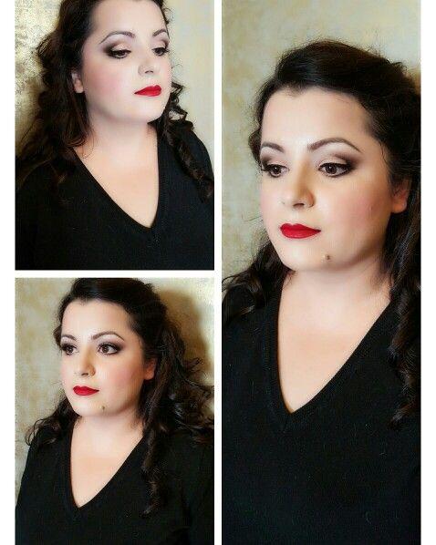 Cristina Camarzan& Dan Aron makeup artists- Brasov Beauty Lounge