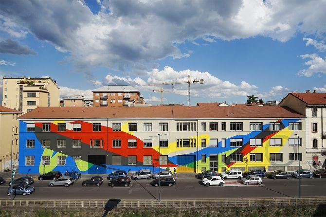 ELIAN  .. 'Transversal Movement' ..  [Milan, Italy 2016]
