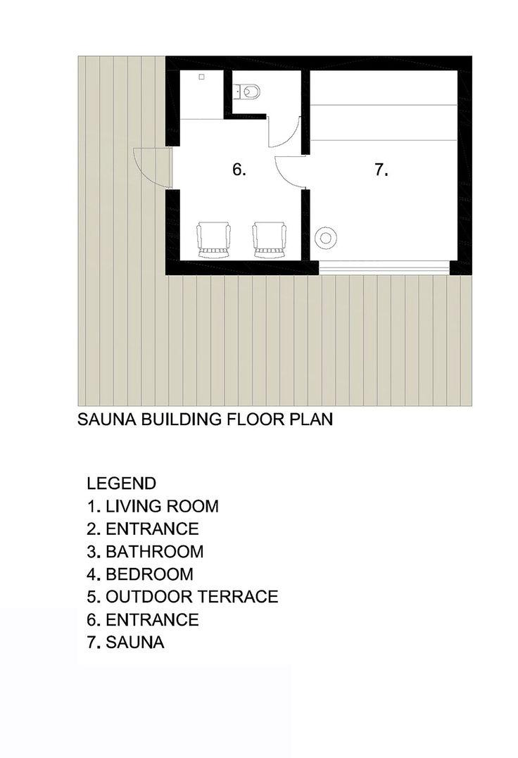 28 best sauna images on pinterest saunas steam room and for Sauna layouts floor plans