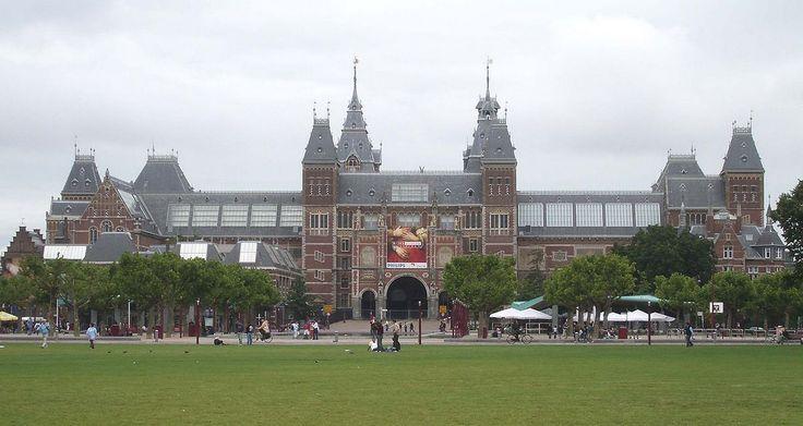 HD Reyksmuzeum in Amsterdam