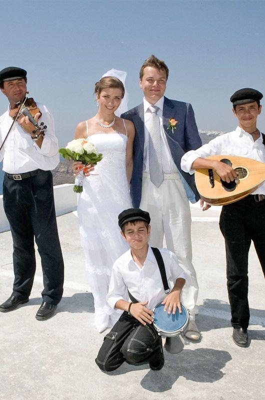 52 Best Santorini Wedding Music Images On Pinterest