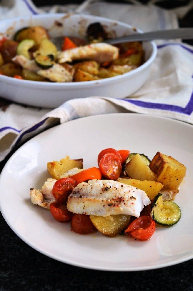Top 10 Healthy and Tasty Mediterranean Recipes - Top Inspired