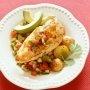 Una receta light, rápida y llena de sabor para preparar las pechugas de pollo. Tiene menos de 300 calorías por porción!