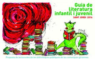 Guia de lectures recomanables per a infants i joves feta pel grup CLER, professionals de les biblioteques de comarques gironines.  NADAL 2015 http://www.bibgirona.cat/assets/documents/000/234/172/jordi2016_PDF.pdf     Il·lustració portada Capicualij http://capicualij.blogspot.com.es/