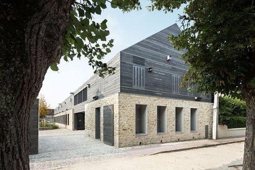 joly loiret maison du parc naturel regional du gatinais fran ais architecture. Black Bedroom Furniture Sets. Home Design Ideas