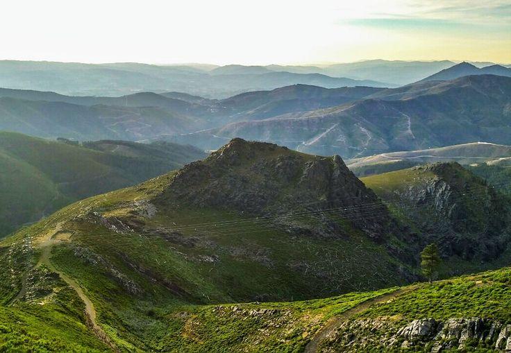 Alvão #nature #mountains