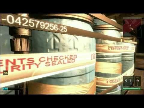 Deus Ex Mankind Divided Ep. 14: Escaping Golem City