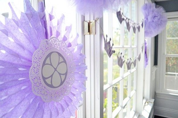 Sofia the First Inspired Princess Party with SO MANY REALLY CUTE IDEAS via Kara's Party Ideas   Cake, decor, cupcakes, favors, printables, and MORE! #sofiathefirst #princessparty #partydecor #partyideas #partystyling #eventplanning #partydesign (5)