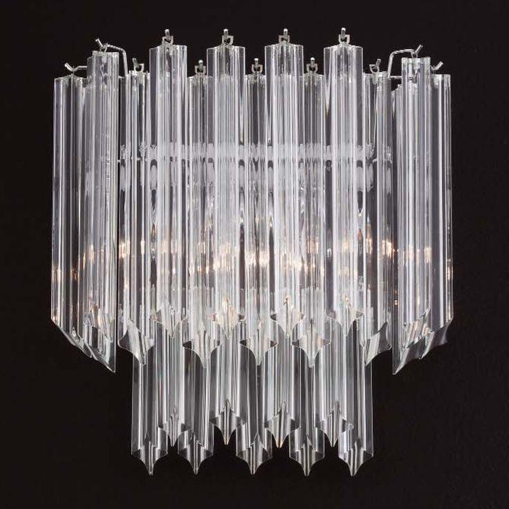 14 best art deco murano glass lighting fixtures images on peggy murano glass sconce model pgg 660 peggy murano wall sconce mozeypictures Images