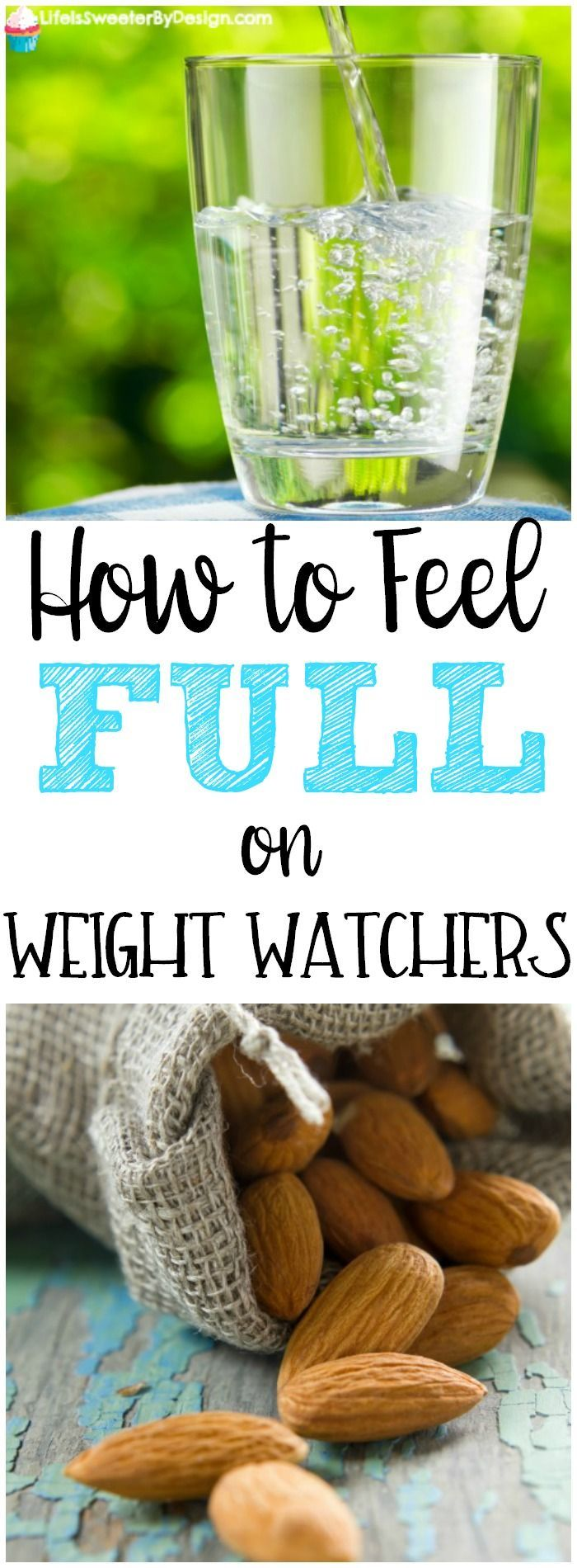 Figuring out how to feel full on Weight Watchers can be the key to success. Staying full and satisfied help keep the feeling of deprivation at bay.