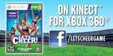 Cheeleading Xbox game