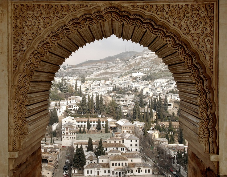 from the Alhambra to Albacin