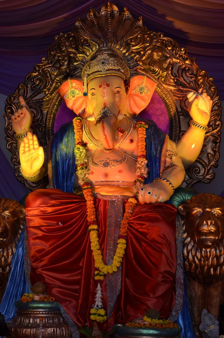 Ganesh Chaturthi Festival Photos