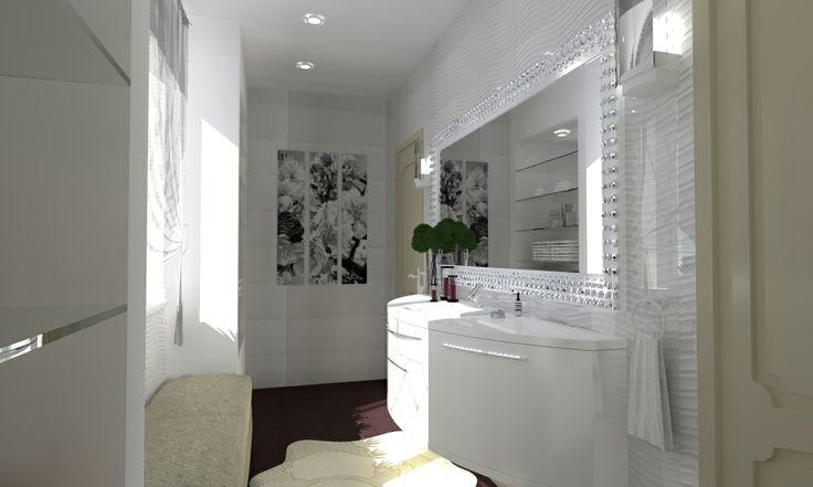 Дизайн ванной комнаты в частном доме | Drozel.com