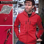 SQUALL | waterproof 3 layer softshell | stormtech | unisex | active outdoor clothing