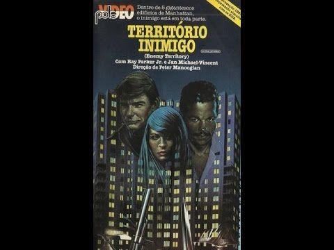 Territorio Inimigo 1987 Dublado Filme Nacional Inimigos