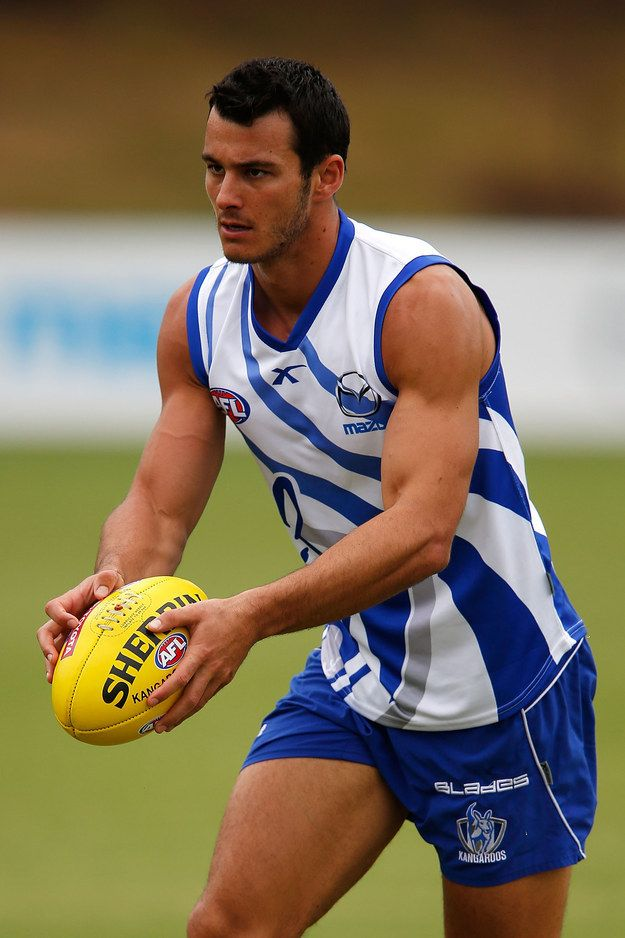 Robbie Tarrant, North Melbourne Kangaroos | The Most Important AFL Players, According To Hotness