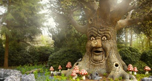 Efteling Park, enchanted theme park, everything in fairytale style for children from 2 to 200 and everyone in between ^_^