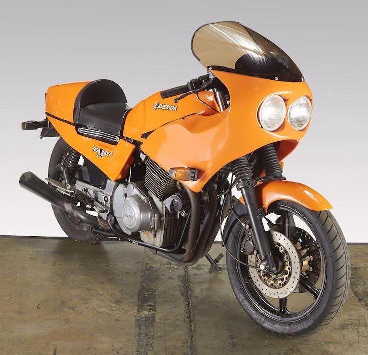 1984 Laverda RGA1000 Jota Special