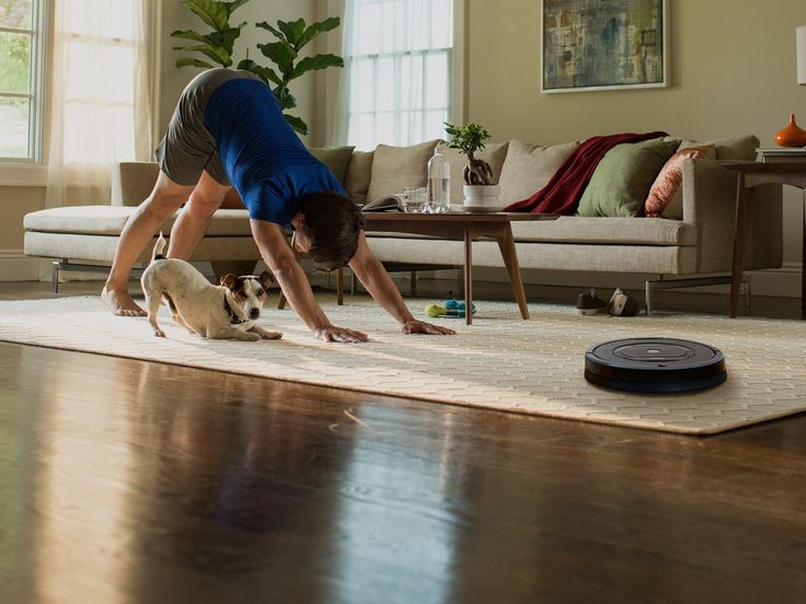 273 best vacuum cleaning images on pinterest vacuum - Can a roomba go from hardwood to carpet ...
