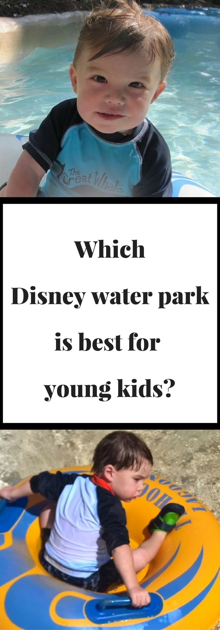 Disney water parks | Blizzard Beach | Typhoon Lagoon | Disney water parks with young kids | Disney water parks with kids