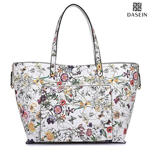 New Trending Shoulder Bags: Dasein Designer Tote Bag PU Leather Pack of 2 Reversible Floral Shoulder Bag Handbag Crossbody Wallet Set. Dasein Designer Tote Bag PU Leather Pack of 2 Reversible Floral Shoulder Bag Handbag Crossbody Wallet Set   Special Offer: $42.99      122 Reviews A minimalist tote with maximum style, the Women's Reversible Tote Handbag proves you can have it all. Sleek and streamlined, this...