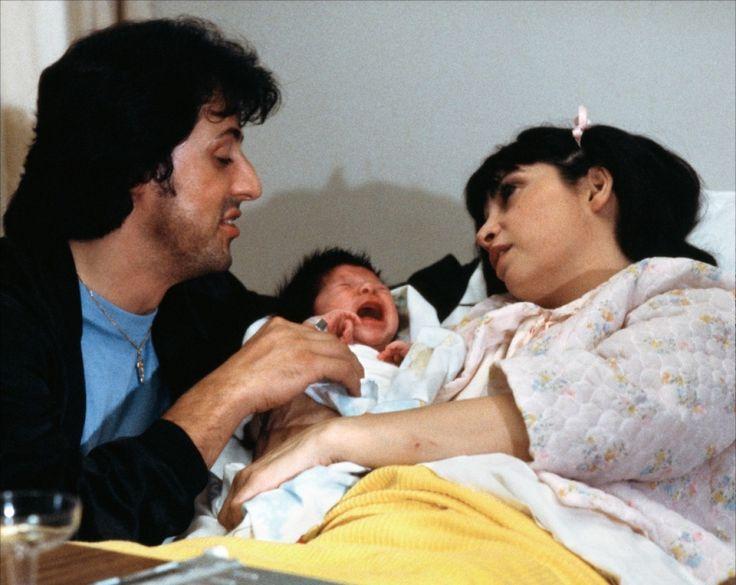 Rocky II : La Revanche, Sylvester Stallone (1979)