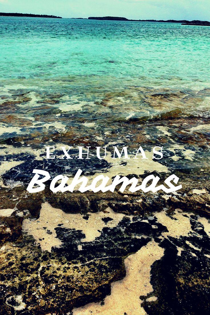 Beautiful Exumas in Bahamas!