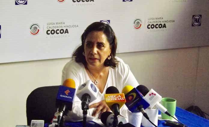 PROPUESTAS CIUDADANAS DE LOS FOROS, A LA AGENDA LEGISLATIVA: LUISA MARÍA CALDERÓN